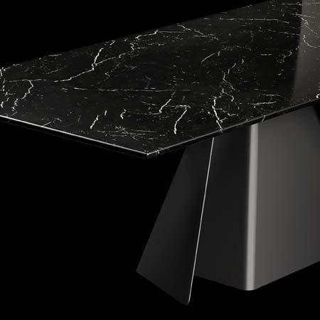 Marmo/Marble: Nero Marquinia